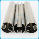 Stainless Steel Double Slotted Tube