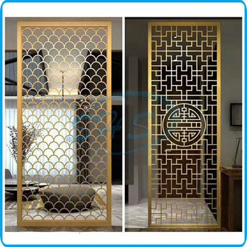 Stainless Steel Screen Partition