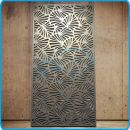 Stainless Steel Decorative Laser Cut Screen for Indoor/Outdoor
